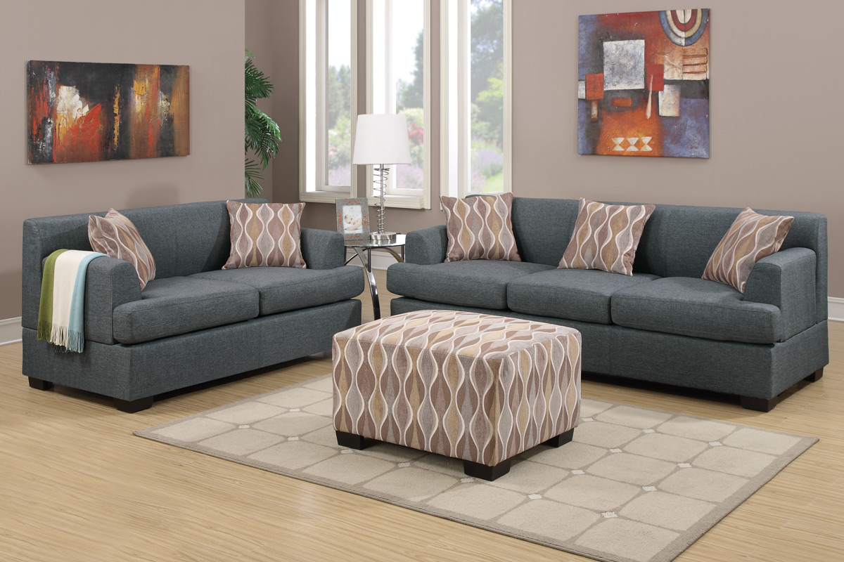 Grey Fabric Sofa Steal A Sofa Furniture Outlet Los