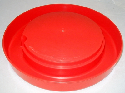5 gallon bucket waterer base (+ freight, Standard Shipping cannot be selected for this item)