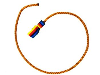 Filipino Slip Hitch (2' long yellow cord) (DOZEN)