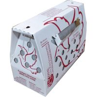 """Bird Shippers SMALL 18""""x12""""x8"""" (for reduced bird shipping costs)"""