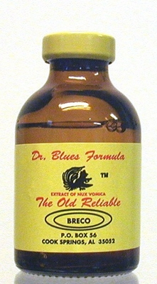 Dr. Blue's  Nux Vomica Extract  30ml Injectable