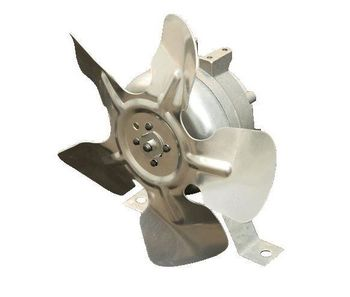 Fan Motor, blade and brackets/ mount (for older style Sportsman incubators)