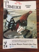 Gamecock 1983 whole year (11 issues)