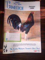 Gamecock 1989 whole year (11 issues)