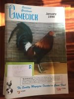 Gamecock 1990 whole year (11 issues)
