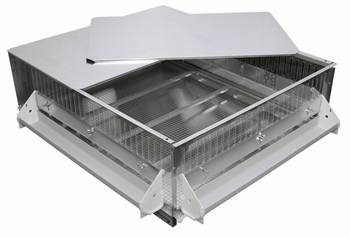 GQF Deluxe chick brooder # 0534 (+ freight, no standard shipping)