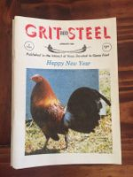 Grit & Steel 1986 whole year (12 issues)
