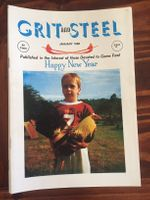 Grit & Steel 1988 whole year (12 issues)