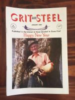 Grit & Steel 1989 whole year (12 issues)