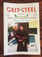 Grit & Steel 1990 whole year (12 issues)