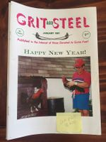 Grit & Steel 1991 whole year (12 issues)