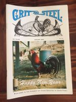 Grit & Steel 1994 whole year (12 issues)