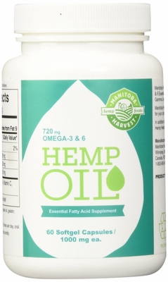 "Hemp oil 60 caps 1000mg <p style=""font-family:arial;color:purple;font-size:13px;"">(for endurance)"