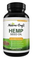 """Hemp oil 60 caps 1000mg <p style=""""font-family:arial;color:purple;font-size:13px;"""">(for endurance)"""