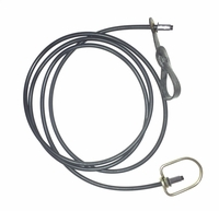 Long Neoprene Hitch Cords (cock & stag sizes)