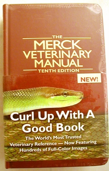 Merck Veterinary Manual  10th Edition