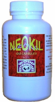 Neokil  100 capsules   (Not for sale in California)