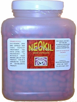 Neokil  1000 capsules   (Not for sale in California)