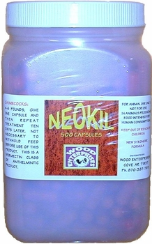 Neokil  500 capsules   (Not for sale in California)