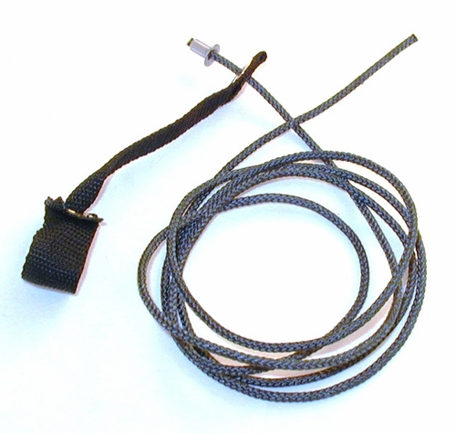 Nylon hitch on nylon cord - plain end (EACH)