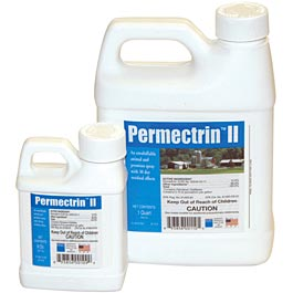 Permectrin II  (several sizes)