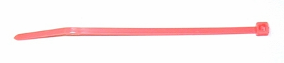 Plastic cable tie leg band    100 PINK