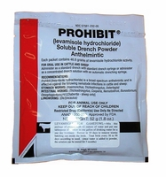 Prohibit  Soluble Powder  (levamisole)