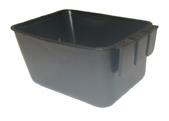 #46 cup, Flat bottom, one pint, square, straight sides. SPECIAL SALE