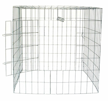 Stag or Breeding Pen 1x1x1m 10-12 gauge ***CANNOT BE ORDERED ONLINE***