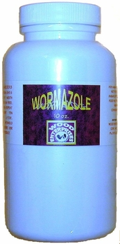 Wormazole   10 oz. liquid