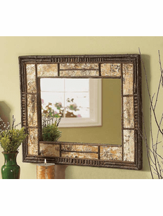 Adirondack Birch & Twig Mirror