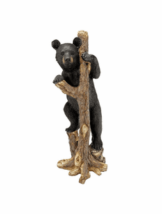 "Bashful Bear Cub - 34"" Large Statue"