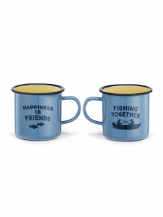 Fishing Friends mug Set