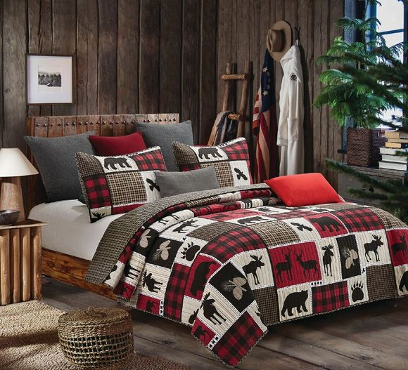 Lodge Life Bedding Sets