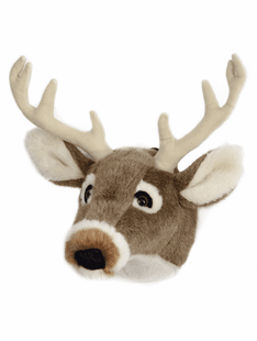 White Tail Deer Large Trophy Head