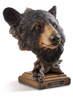 Deep Woods � Black Bear Sculpture
