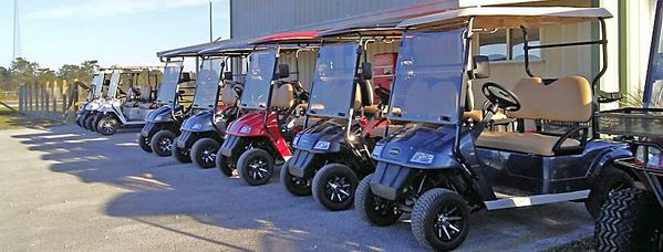 <font color=990000>DOLPHIN</font color=990000><br>GOLF CARTS.com