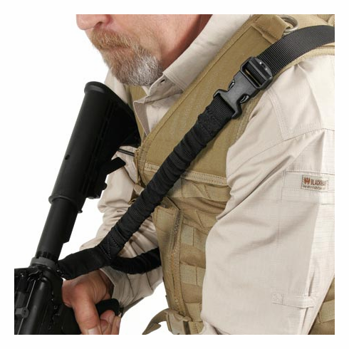 Blackhawk Single Point Storm Sling, Black