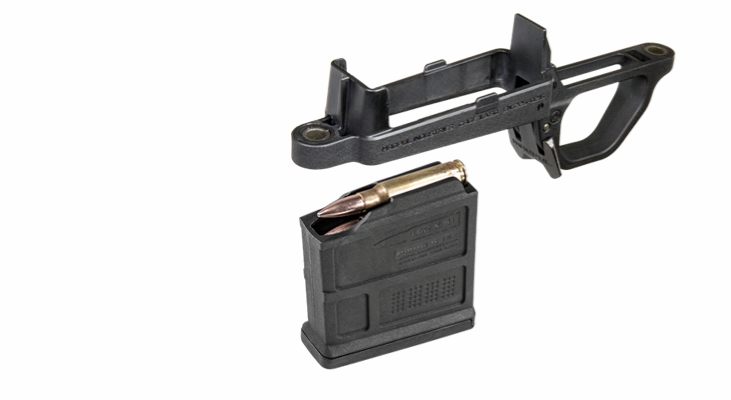 Bolt Action Magazine Well � Hunter 700 Stock
