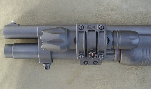 Elzetta ZSM Tactical Shotgun Mount