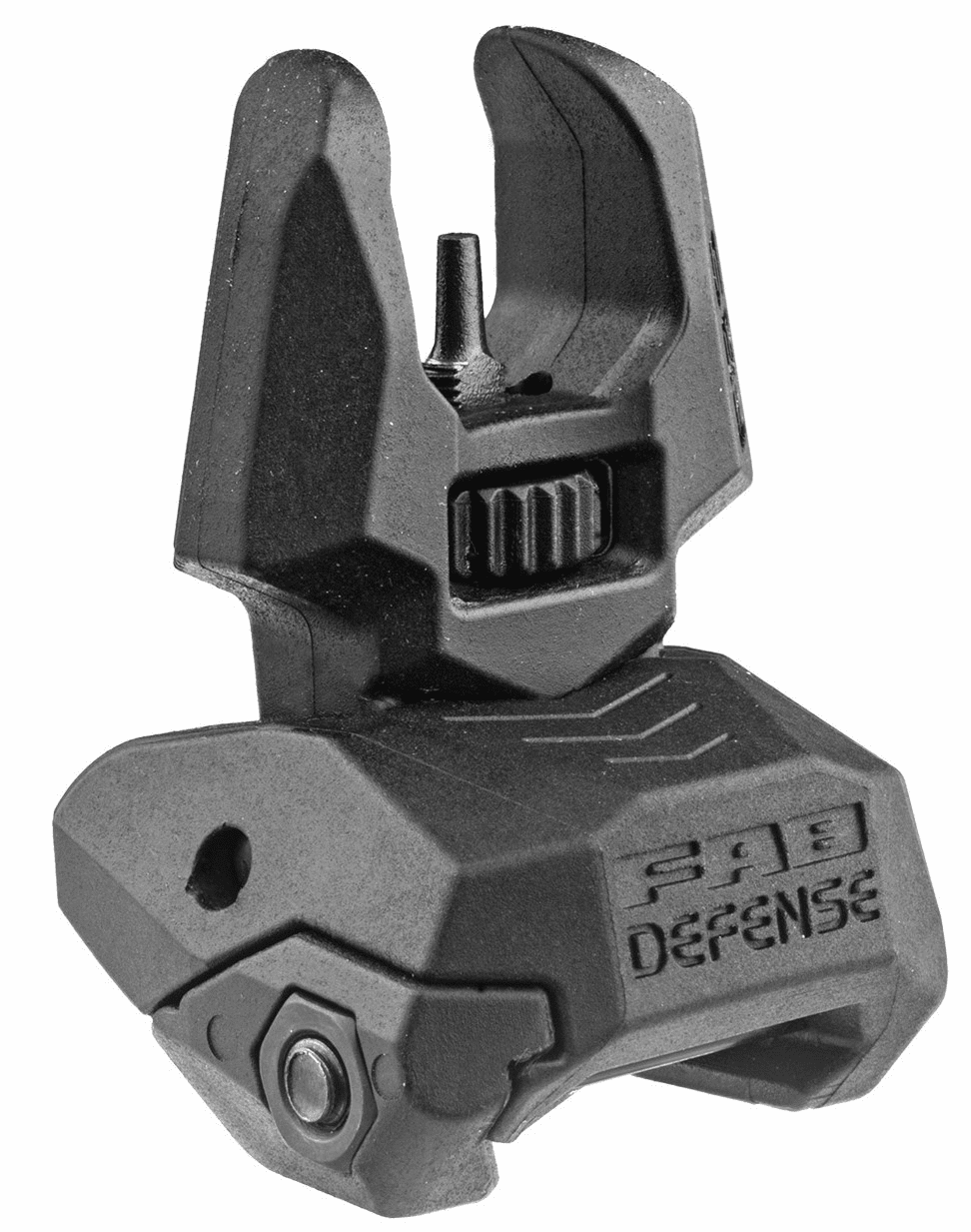 FAB Defense Poly Flip Up Front Sight - FX-FBS