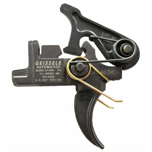 Geissele Hi-Speed National Match - Match Rifle Trigger