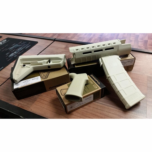 Magpul Moe Sl Sand Furniture Kit