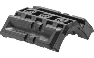 Mako Dual Picatinny Attachment for M16/M4/AR-15 Handguard