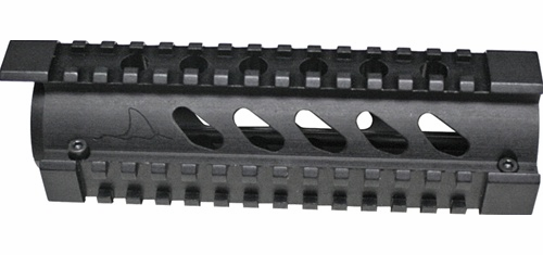 Mako Lightweight Aluminum Quad Rail Handguards for M4/AR-15