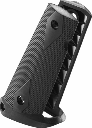 Mako Polymer 1911 Grips with Incorporated Magazine Well Funnel