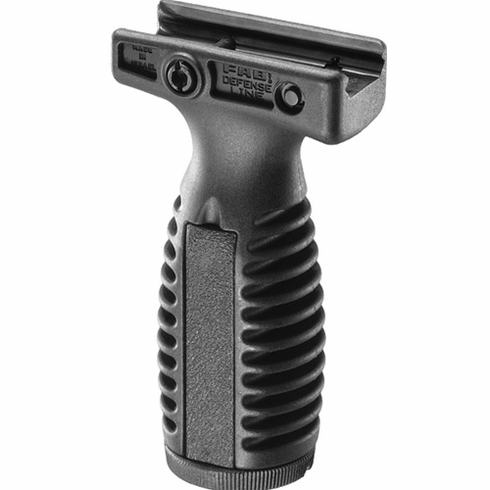 Fab Defense Quick Release Tactical Vertical Grip with Battery Compartment - FX-TAL4B
