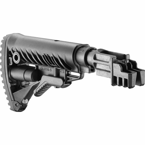 Mako Recoil-Compensating Collapsible Buttstock Kit for AK-47/74