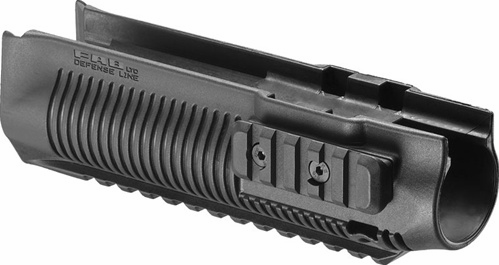 Mako Remington 870 Handguards with 3 Rails