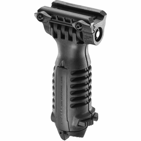 Mako Tactical Foregrip with Integrated Adjustable Bipod - Quick Release